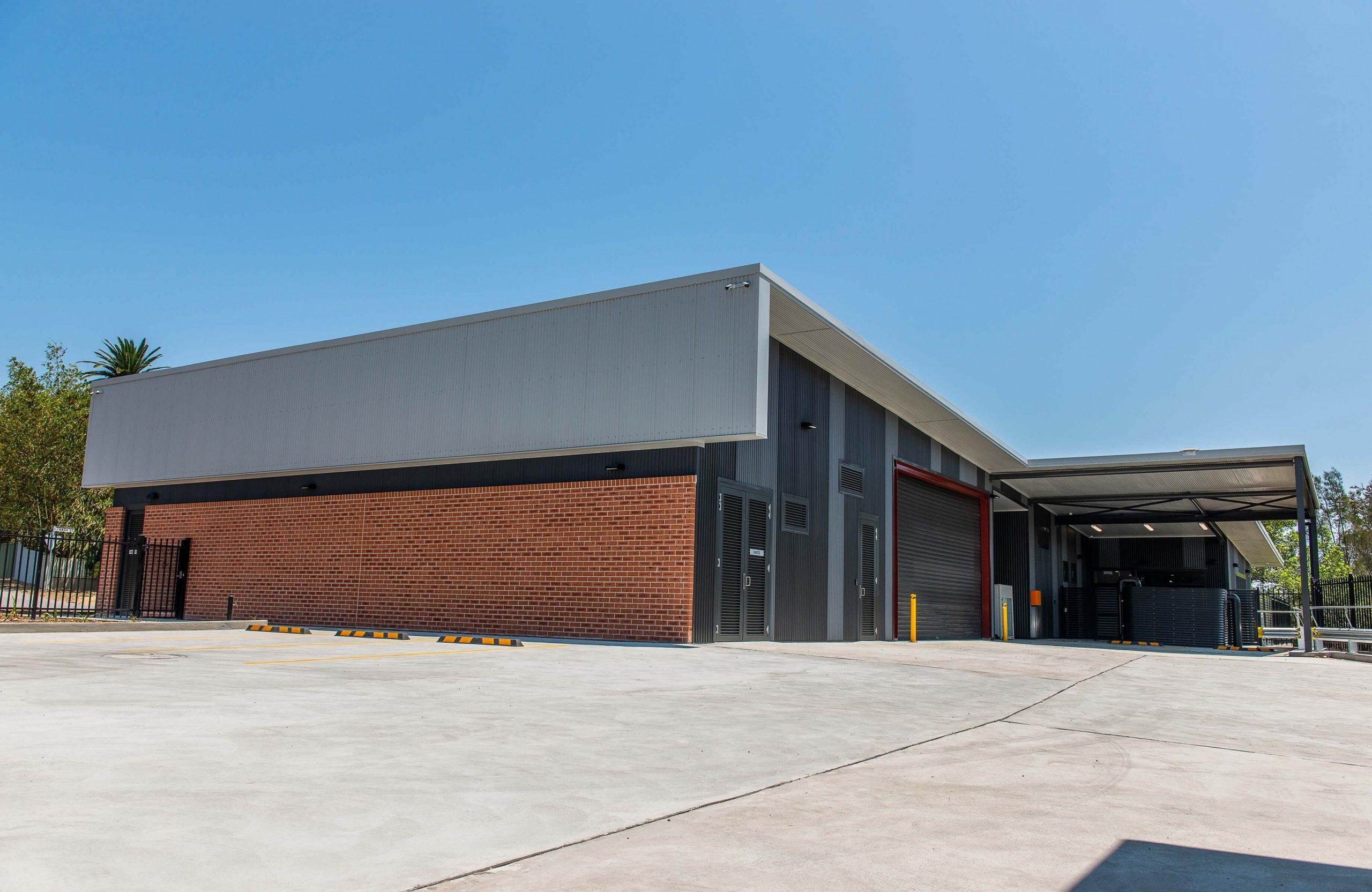 New Wallsend Ambulance Station