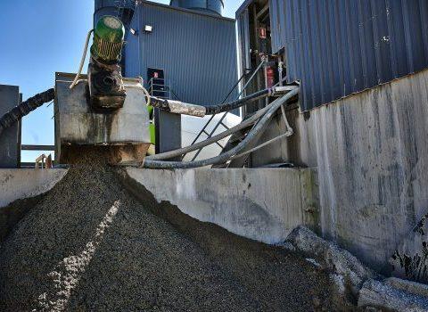Cameron Park Concrete Recycling Plant
