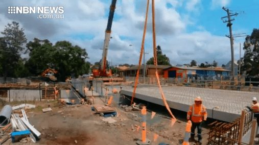 Wallsend Tyrell St Bridge Upgrade