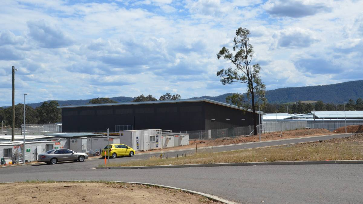 Cessnock Gaol Upgrade