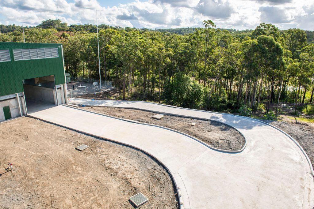 Summerhill Waste Management Centre Upgrade